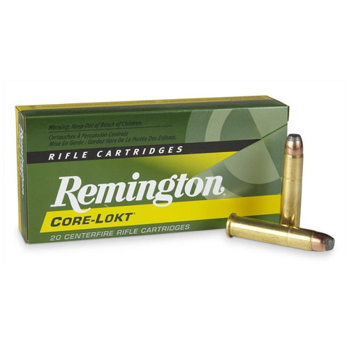 Remington .45-70 Government 405gr, Core-Lokt SPCL 20rd Box