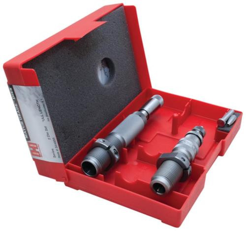 Hornady Match Grade Full Length 2-Die Set 6mm Creedmoor
