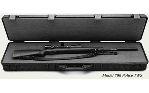 "Remington 700P TWS, System 308, 26"" Barrel Full Package, Scope"