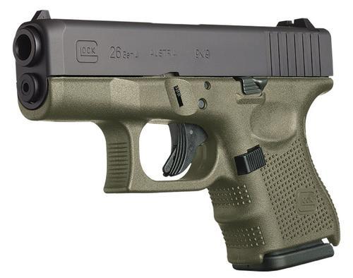 Glock G26 Gen4 OD Frame Factory Austria 9x19
