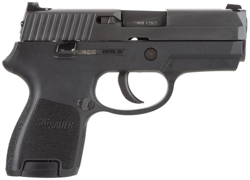 "SIG P250  9mm, 3.6"", DAO, Contrast Sights, 12rd Mag"
