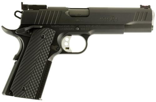 "Remington 1911 R1 Govt Single 9mm 5"" Barrel,  Black G10 Grip Black S,  9 rd"