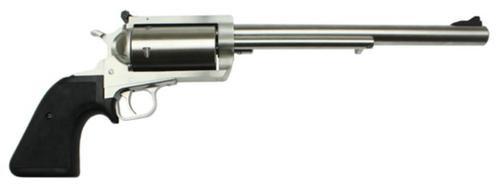 "Magnum Research BFR .444 Marlin, 10"" Barrel, 5rd, Hogue Rubber Grip, Stainless Steel"