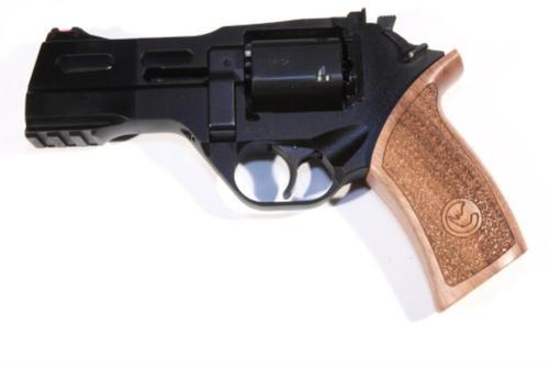 Chiappa Firearms Rhino 40DS, .40 S&W 4 Black 6sh As