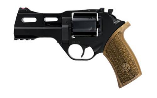 Chiappa Firearms Rhino 40ds 9mm 4 Black Adj