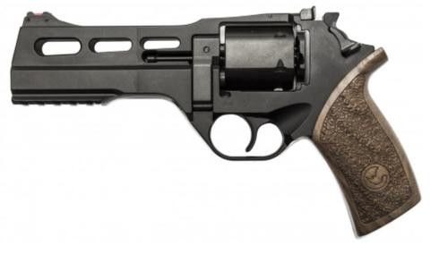 Chiappa Firearms Rhino 50ds 40sw 5 Black 6sh As