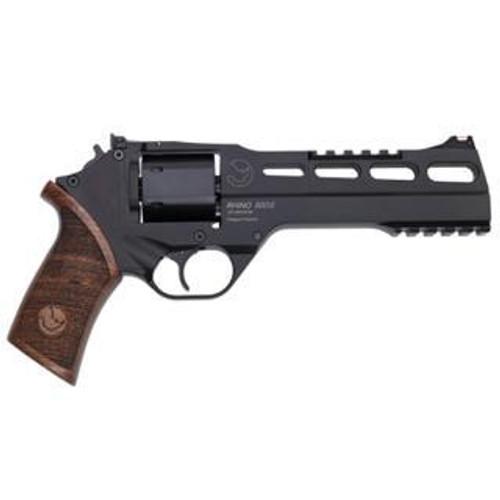 Chiappa Firearms Rhino 60ds 9mm 6 Black Adj