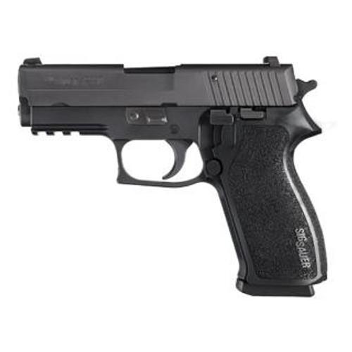 SIG P220 Equinox 45 ACP 3.9 8+1 Black Poly Grip Black
