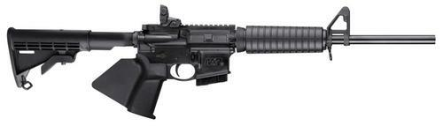 "Smith & Wesson M&P15 Sport II 556 16"" Barrel Black*CA Legal* 10rd Mag"
