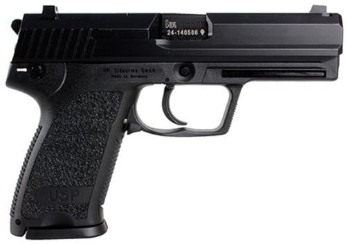 "HK USP40 (V1) .40 S&W, DA/SA, 4.25"", 10rd, Decocker/Manual Safety"