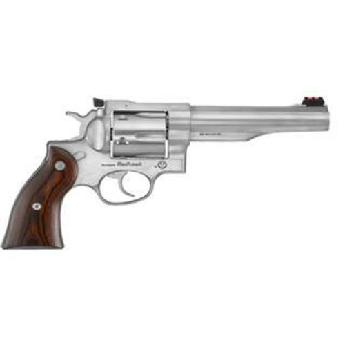 "Ruger Redhawk .44 Magnum, 5.5"", Stainless Steel, Fiber Optic Sights, TALO"