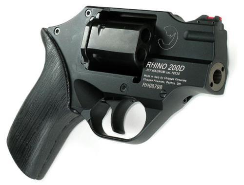 "Chiappa Rhino 200D, .357 Magnum, 2"", 6rd, Black"