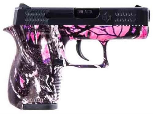 """Diamondback Firearms DB380, .380 ACP, 2.8"""", 6rd, Muddy Girl Camo"""