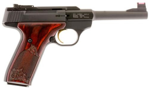 """Browning Buck Mark Challenge, 22LR, 5.5"""", 10rd, Rosewood Grips"""