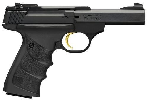 "Browning Buck Mark Micro URX, 22LR, 4"", 10rd, Black Ultragrip RX"
