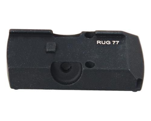 Burris Optics FastFire Mount Ruger M77, No. 1, Super Redhawk, Super Blackhawk Hunter Matte