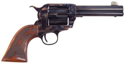 """Cimarron Eliminator C Competition Short Stroke .45 Colt, 4.75"""", Blued"""