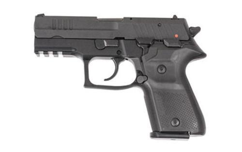 "Arex Rex Zero 9mm, 3.85"" Barrel, 15rd Mag, Black"