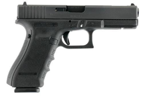 "Glock G17C G4, 9mm, 4.49"", 10rd, Fixed Sights"