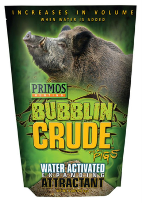 Primos Hunting Calls Bubblin' Crude For Pigs