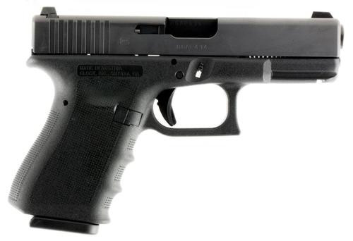 "Glock G19 RTF, 9mm, 4.01"", 15rd, Black"