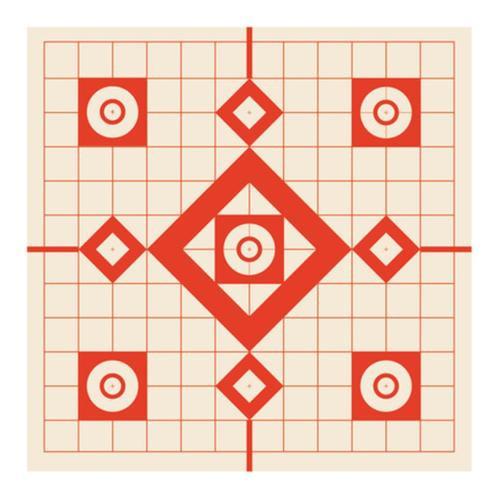 Burris Optics Sighting-In Targets 10 Per Pack