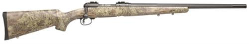 Savage Model 10 Predator Hunter .204 Ruger 24 Inch Barrel Blue Finish Accutrigger Synthetic Accustock Realtree Max-1 Camouflage Finish 4 Round