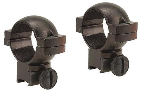 "Barska 1"" Rings 1"" Standard 1"" Diameter Black"