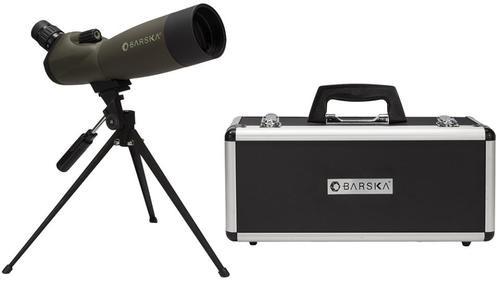 Barska Blackhawk Ang 20-60x 60mm 91-45 ft@1000yd 18-15mm Grn