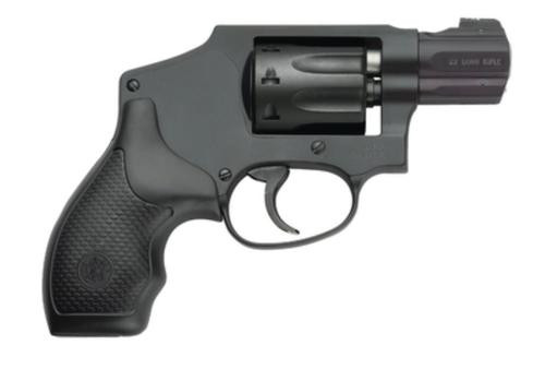 "Smith & Wesson 43 C Air Lite 22LR, 1.875"", Matte Black,8rd"