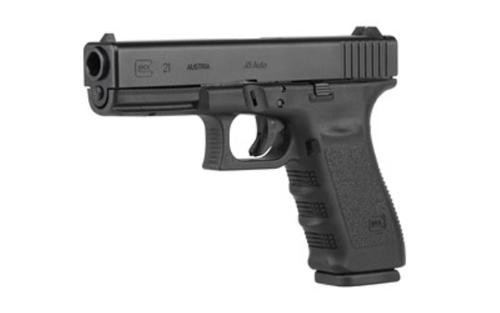"Glock G21SF, 45 ACP, 4.6"", 13rd, Matte Finish"