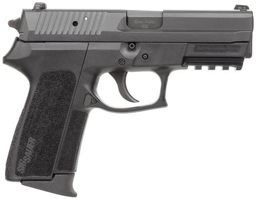 "Sig SP2022 9mm, 3.9"", 10rd, Nitron Finish, MA Compliant"
