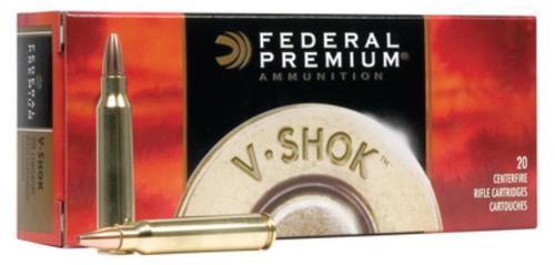Federal Vital-Shok .308 WInchester 165 Grain Trophy Bonded Tip High Energy