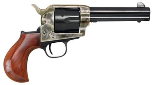 "Cimarron Thunderer .357 Magnum/.38 Special, 4.75"", Blued, Walnut Grip"