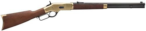 "Winchester Model 1866 Short Rifle .38 Special 20"" Barrel Blue Finish American Walnut Stock 11 Round"