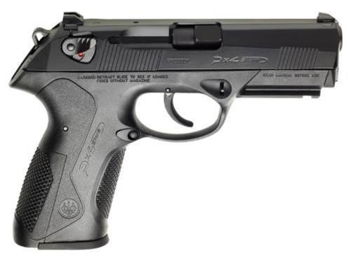 """Beretta PX4 Storm Full Size, 9mm, 4"""", 10rd, Night Sights, Black"""