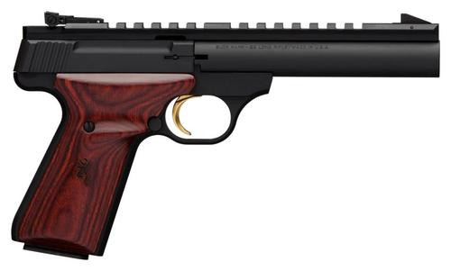 "Browning Buck Mark Field Target, .22LR, 5.5"", 10rd, Pro Target Sights"