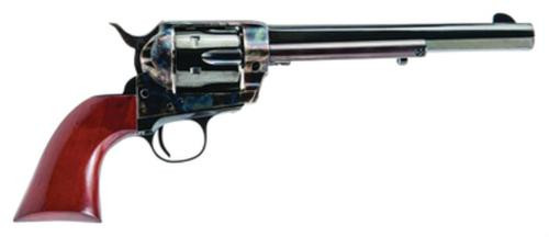 "Cimarron Firearms Model El Malo .45 Long Colt 7.5"" Octagon Barrel Blue Finish Walnut Grip"