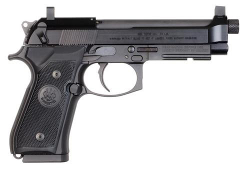 "Beretta 92 FSR Suppressor Ready, 22LR, 4.9"", 15rd"