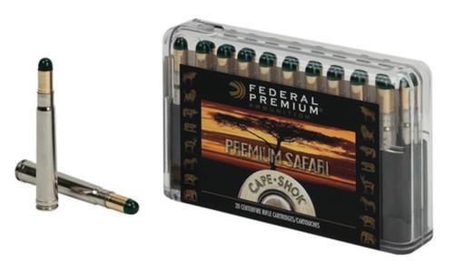 Federal Cape-Shok .375 H&H Magnum 300gr, Woodleigh Hydro