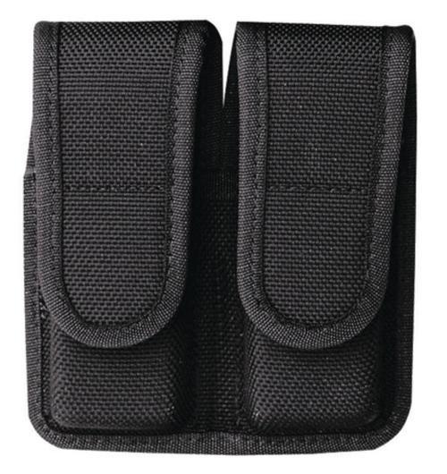 Bianchil 7302 Double Magazine Pouch Velcro Closure Size 4 Black
