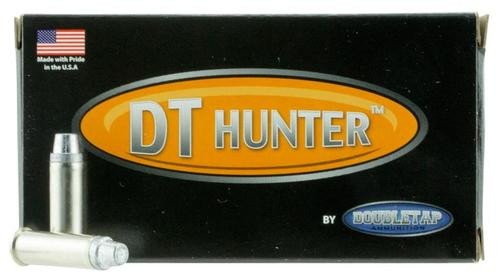 DoubleTap DT Hunter 38 Special +P 158gr, Semi-Wadcutter 50rd Box