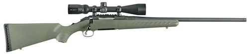 "Ruger American Predator Rifle .308 Win18"" BarrelI Vortex 4-12x44 Scope Composite Stock 5 Rd"
