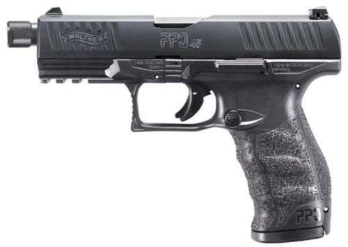 "Walther PPQ M2 SD 45 ACP 4.9"" Threaded Barrel 12rd Mag"