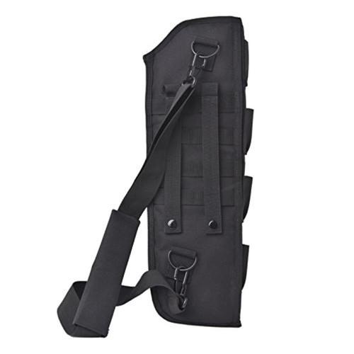CISNO Outdoor 19'' SBS Hunting Molle Tactical Pistol Grip Short Barrel Shotgun Scabbard