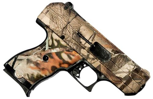 "Hi-Point C9 9mm, 3.5"", 8rd, Woodland Camo Finish"