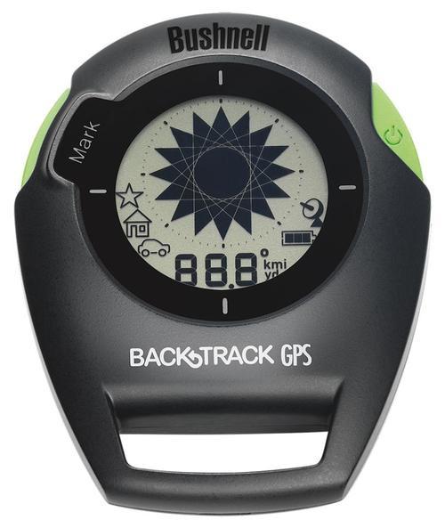Bushnell Backtrack G2 Digital Compass GPS Black and Green