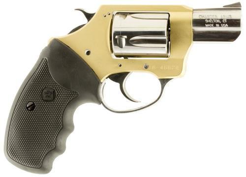 """Charter Arms Undercover Chic Lady, .38 Special, 2"""", 5rd, Gold/Stainless"""