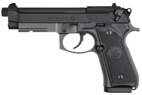 "Beretta 92 FS$, 22LR, 5.3"", 10rd, Sniper Grey Frame"