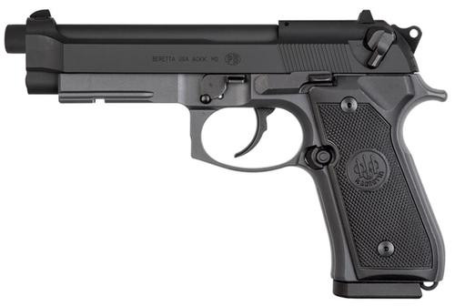 "Beretta 92 FRS, 22LR, 5.3"", 15rd, Sniper Grey Frame"